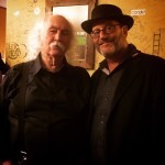 with David Crosby